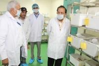 Visit of Dr. Harsh Vardhan_17