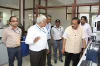 Visit of Dr. Harsh Vardhan, Hon'ble Union Minister of Science & Technology, Earth Sciences and Vice President, CSIR
