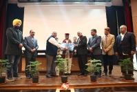 Visit of Shri Bandaru Dattatraya, Hon'ble Governor of Himachal Pradesh to CSIR-IHBT Palampur on 03-Mar-2020