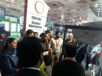 CSIR Platinum Jubilee Technofest 2016 at IITF, Pragati Maidan New Delhi