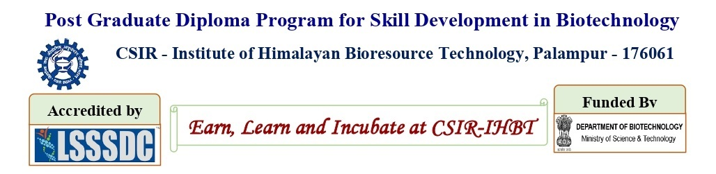 Advance Diploma Programme in PTC