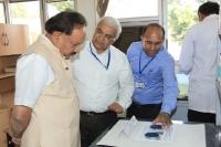Visit of Dr. Harsh Vardhan_12