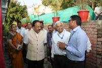 Visit of Dr. Harsh Vardhan_14