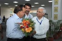 Visit of Dr. Harsh Vardhan_1