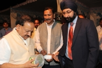 Visit of Dr. Harsh Vardhan_22