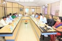 Visit of Dr. Harsh Vardhan_8