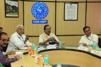 Visit of Dr. Harsh Vardhan_9
